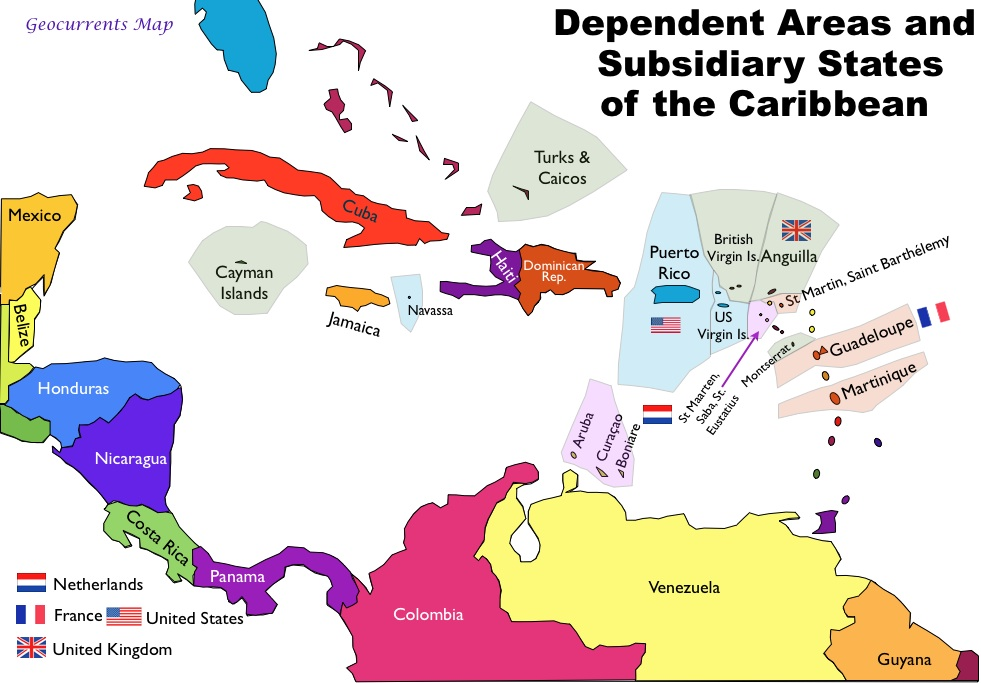 caribbean history the extra regional countries influences on the caribbean The history of the caribbean is rich with adventurous tales, blended cultures, and natural diversity the impact of colonialism and slavery can still be seen in many of the island cultures today so much so, in fact, that travelers often note a sense of living with the near-tangible history that permeates the region.