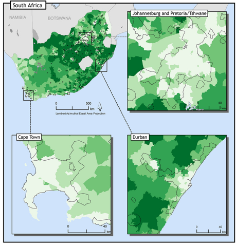 geography population and economy of south africa The estimated overall hiv prevalence rate is approximately 12,6% among the south african population  geography and climate south africa's  economy.