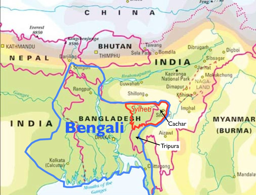 countries india west bengal