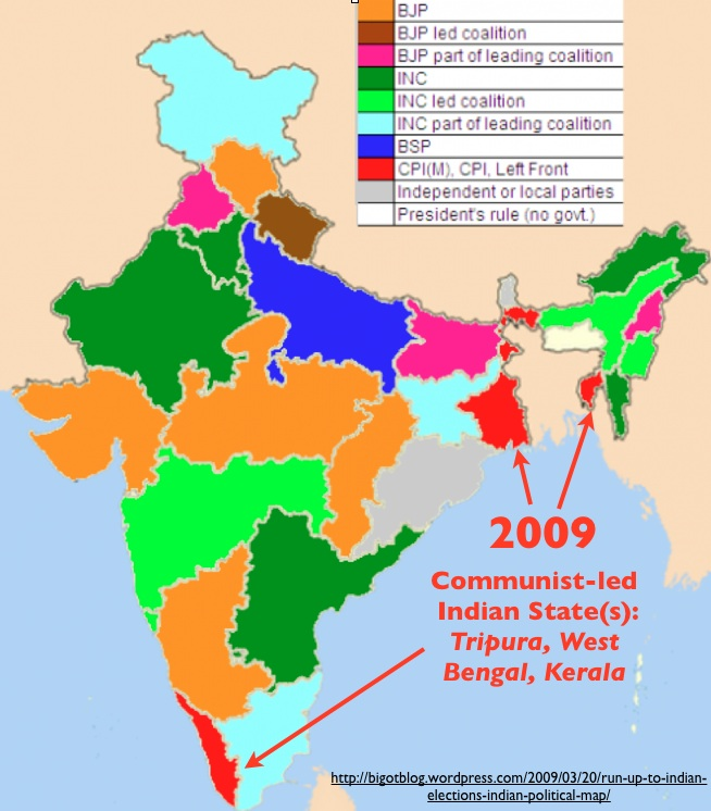 Indian Political Parties Essay