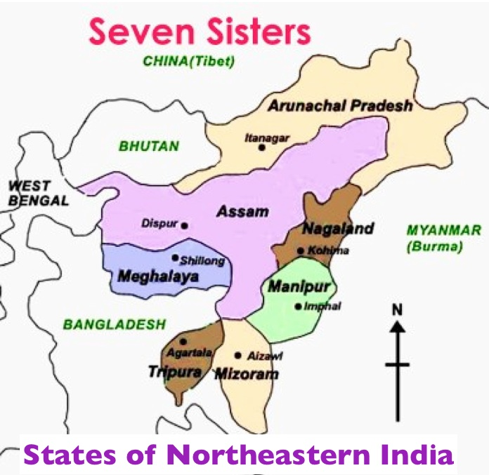 essay in insurgency for northeast india