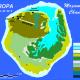 Map of Europa Island