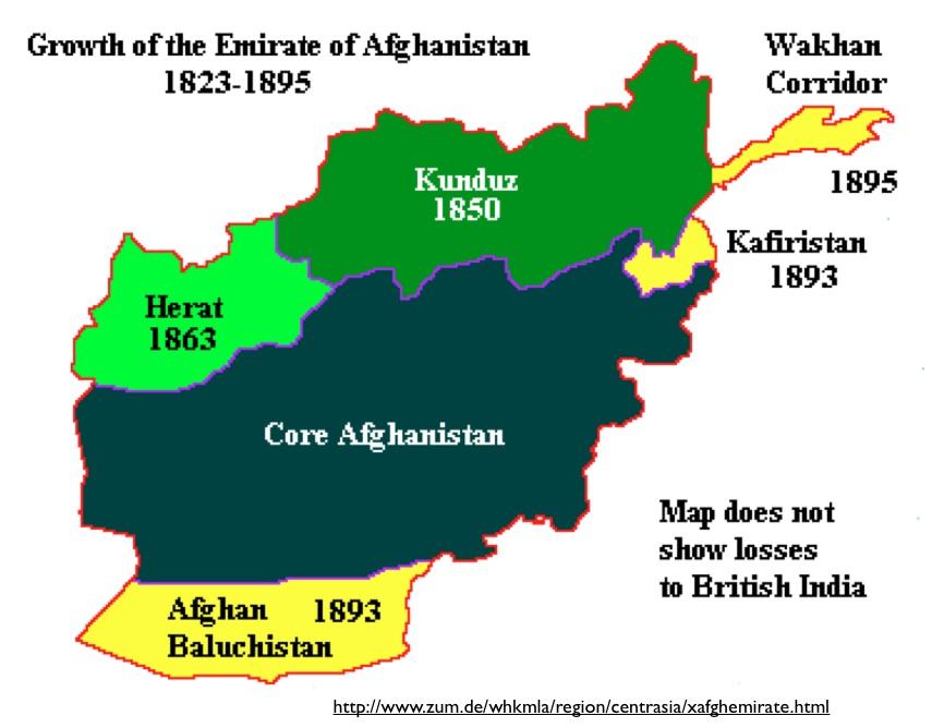 Afghanistan - GeoCurrents