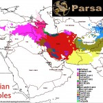 Pasa Map of Iranian People