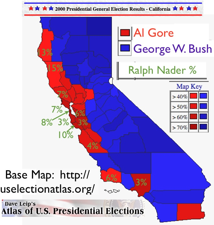 Political Complexities And Contradictions In Californias