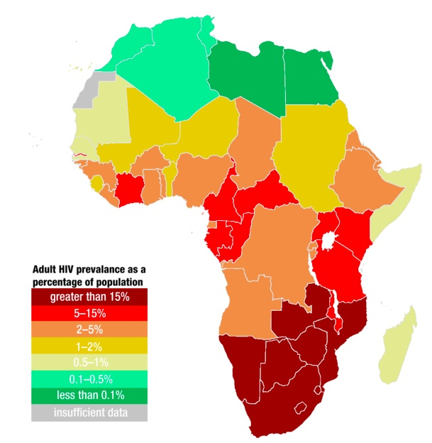 botswana hiv aids case study geography