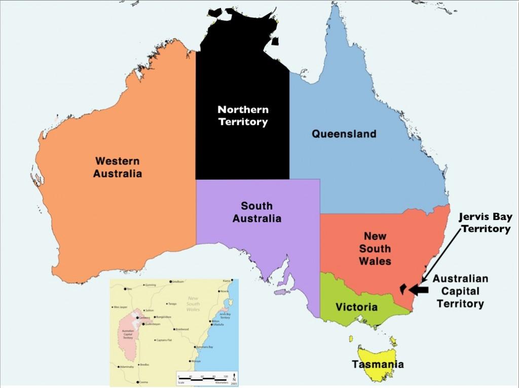 Australia and Pacific 23 GeoCurrents