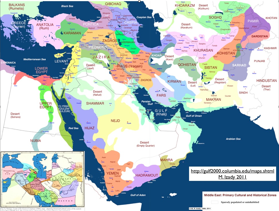 Ethnic Groups In Middle East 117