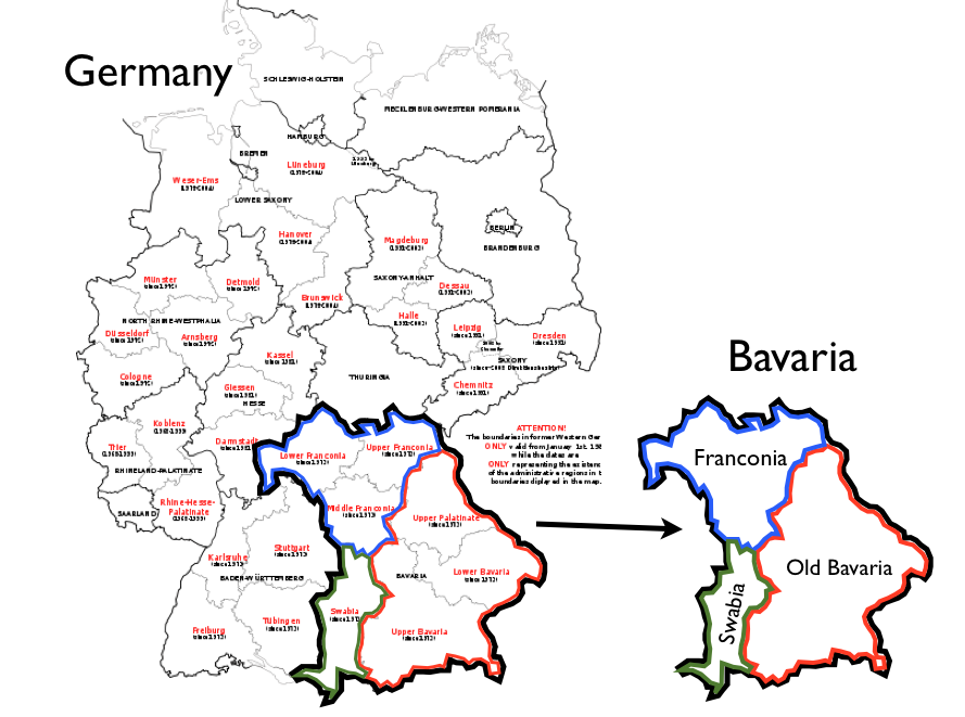 map of new york state cities with Bavarian Separatism And The Franconian Issue on Administrative Divisions Map Of Uruguay as well Brandenburg Location On The Germany Map moreover Gresham Map likewise Bavarian Separatism And The Franconian Issue besides New York.