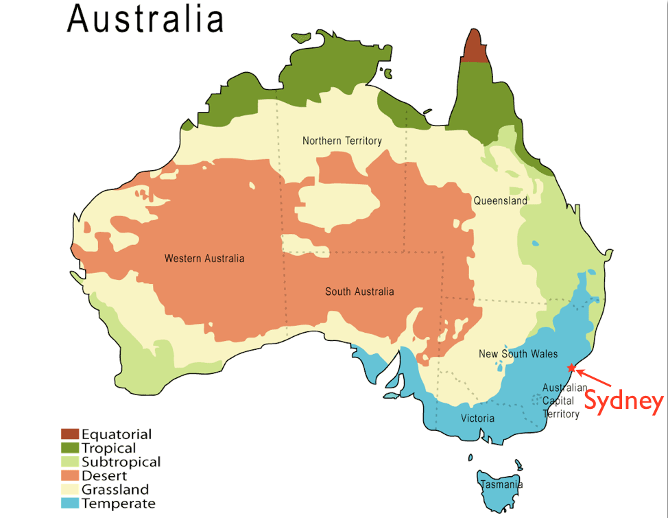 Geography aim courses perth