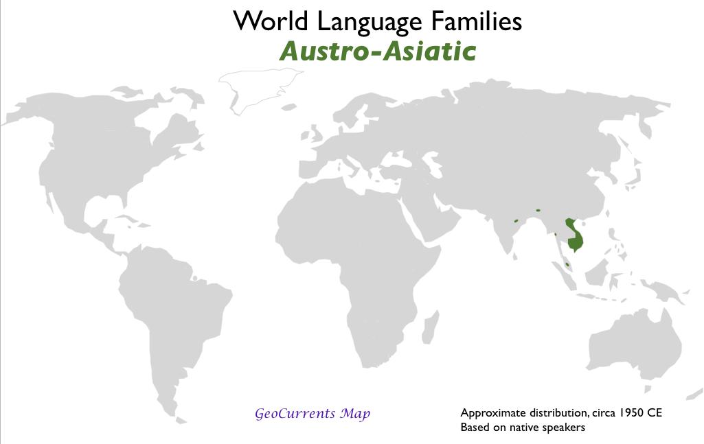 GeoCurrents Maps Of The World World Regions GeoCurrents - World language mapping system