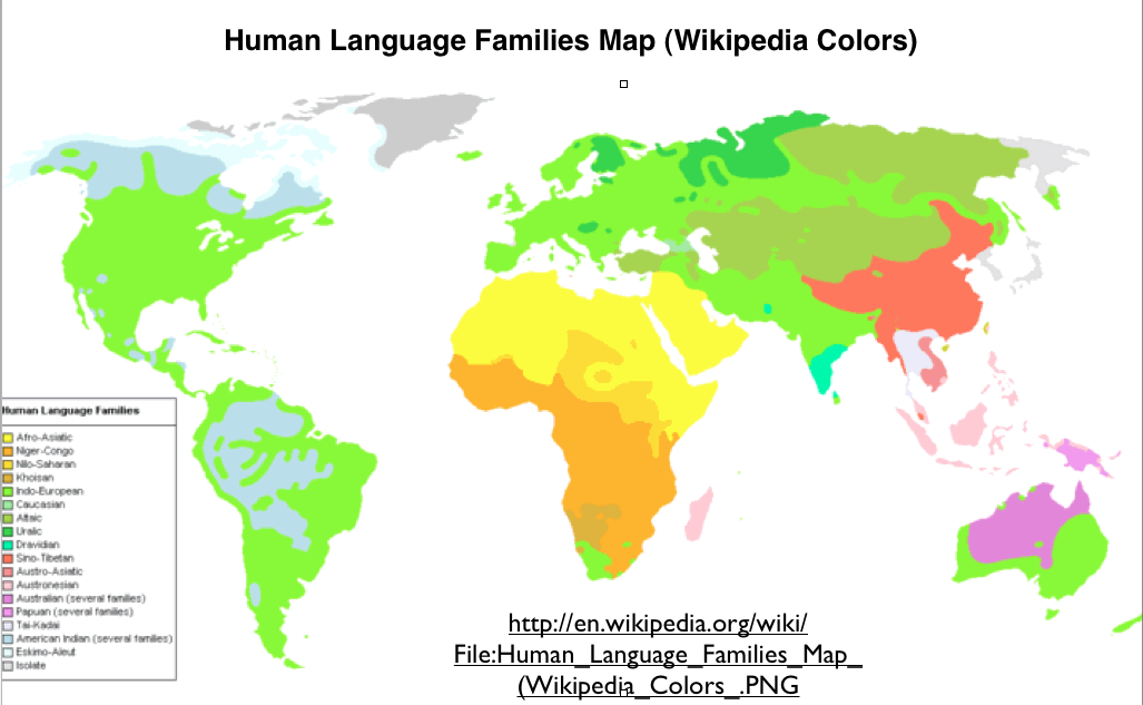 Wikipedia language families world map geocurrents gumiabroncs Image collections
