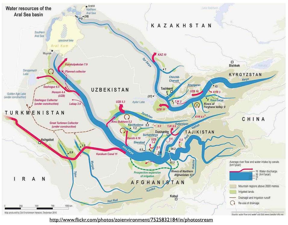 Central Asia - GeoCurrents