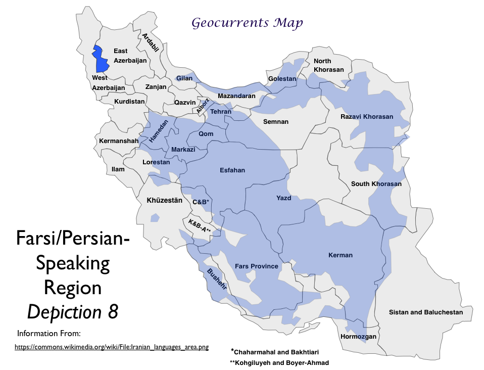 GeoCurrents Maps Of Languages Language Families GeoCurrents - Old world language families map