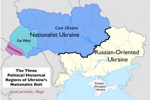 UkrainePoliticalRegonsMap