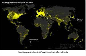 Wikipedia Map
