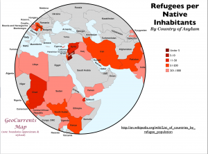 Refugees Map 2