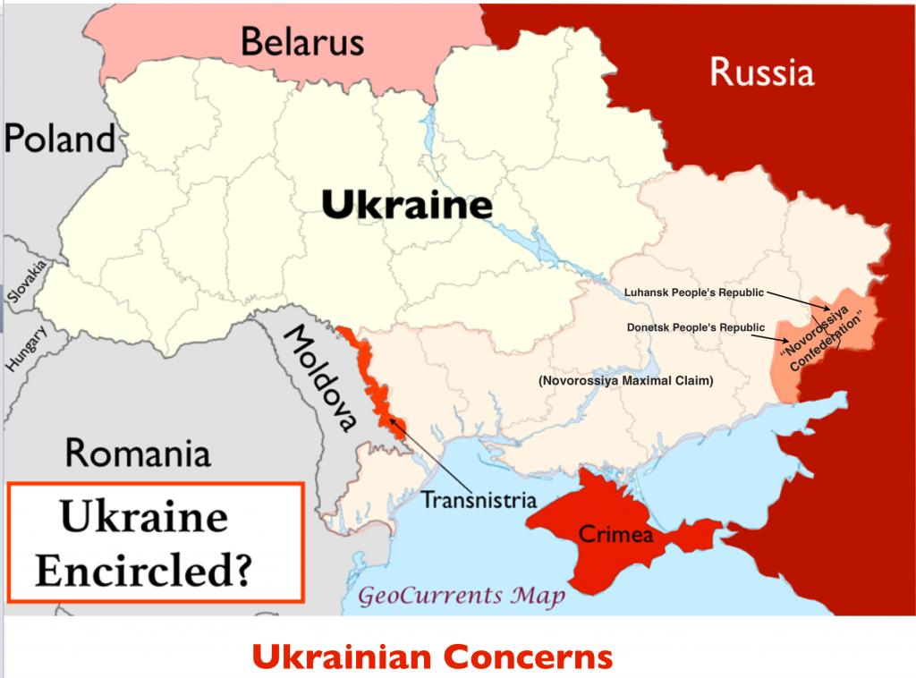 russia ukraine and caucasus geocurrents