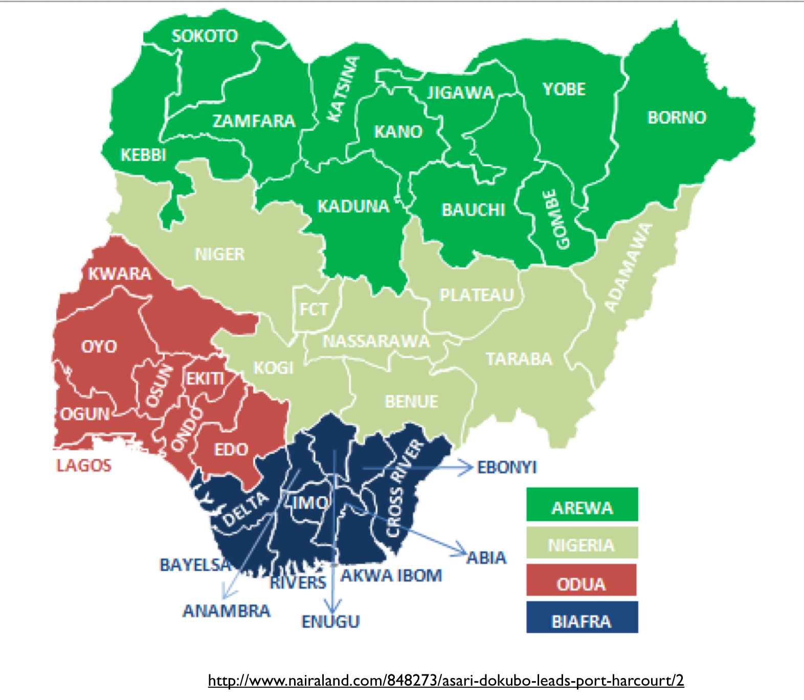 Image result for nigeria middlebelt