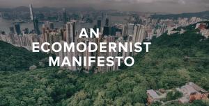 Ecomodernism