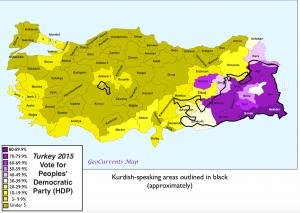 Kurds and Turksih election 2