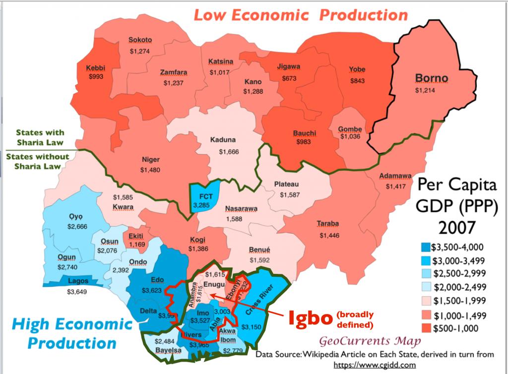 igbo map - photo #17