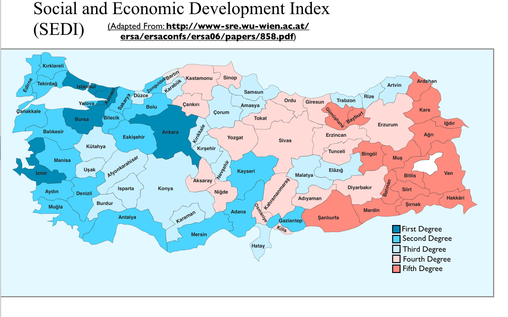 The 2015 Turkish Election The Unclear Economic Dimension GeoCurrents