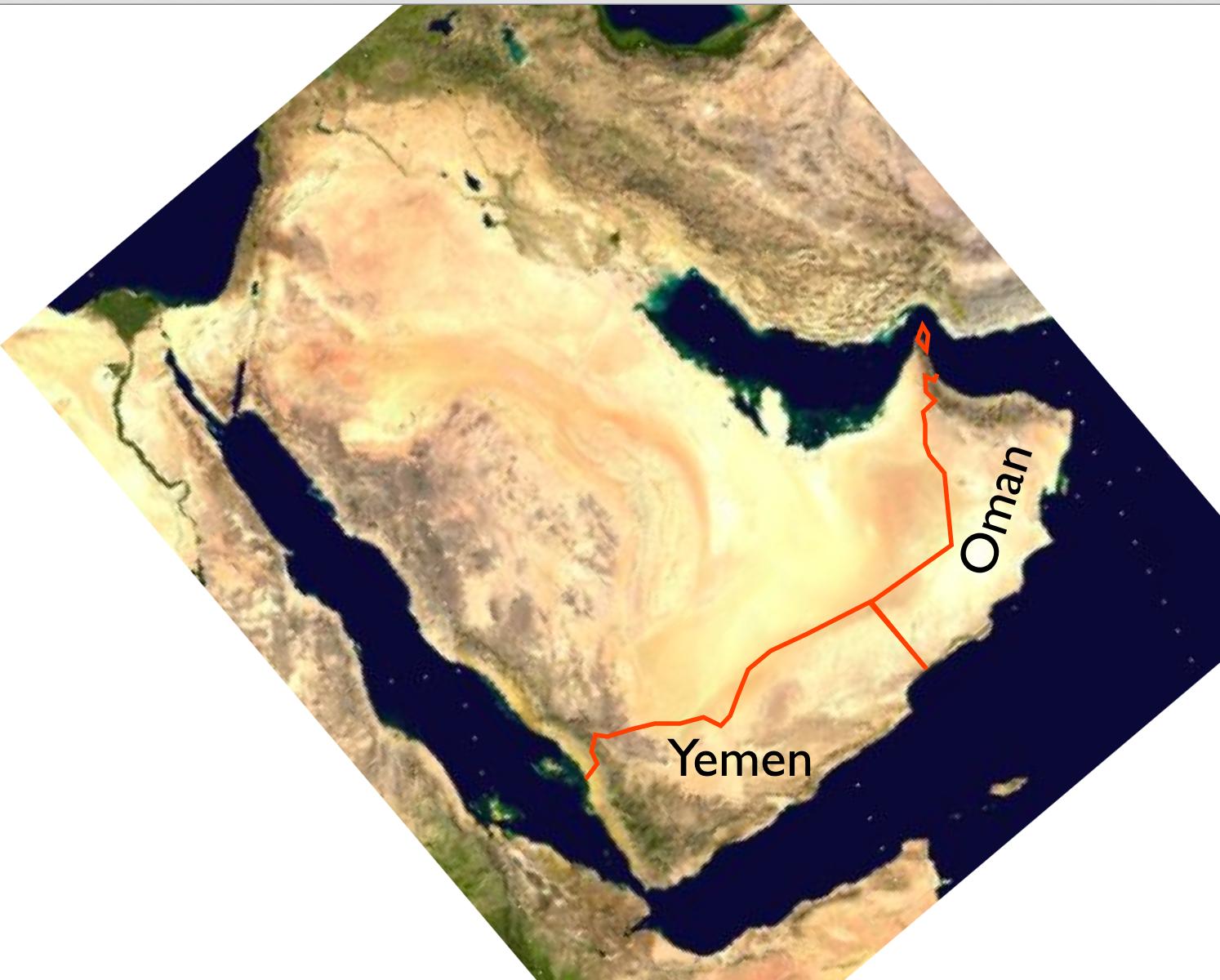 Oman and Yemen Satellite Map Of Yemen on detailed map of yemen, road map of yemen, outline map of yemen, terrain map of yemen, political map of yemen, physical map of yemen, topographic map of yemen,
