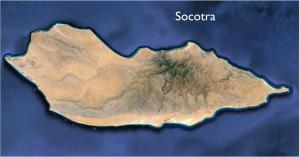 Socotra Satellite Image