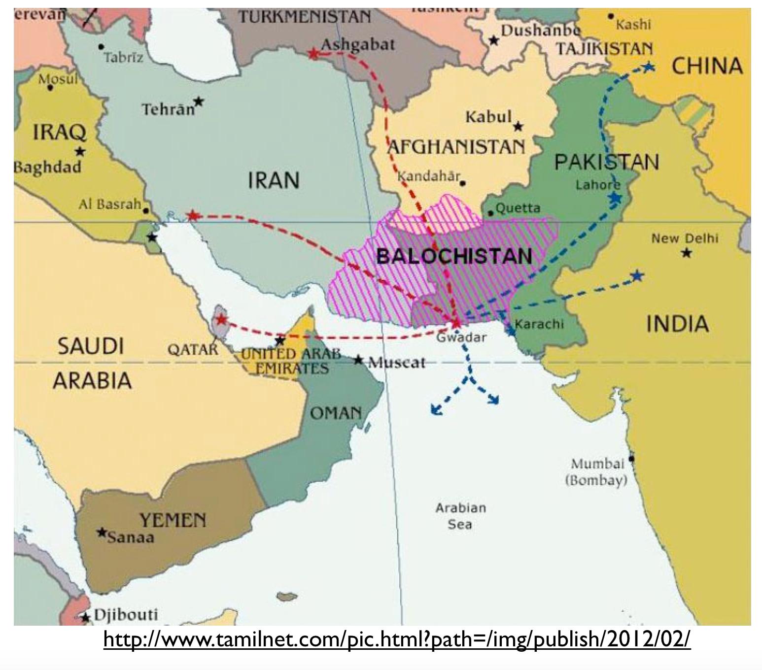Kurdistan and balochistan is national self determination a left balochistan map gumiabroncs Choice Image