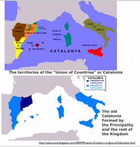Greater Catalonia Map