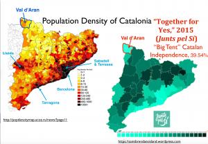 Val d'Aran 2015 Election 2
