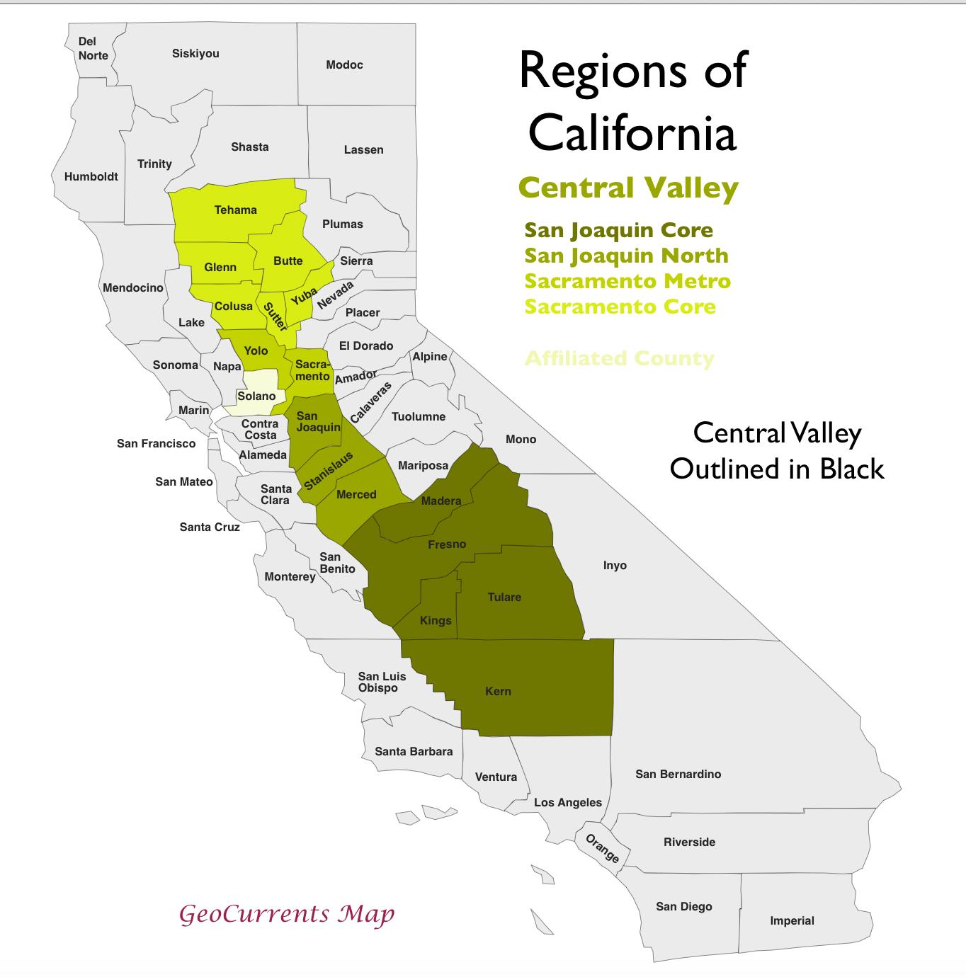GeoCurrents Maps of the USA GeoCurrents