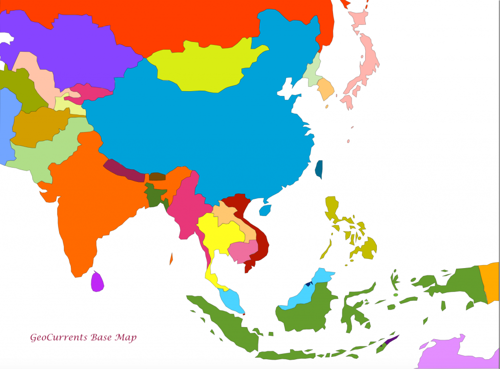 map of where asia and europe meet