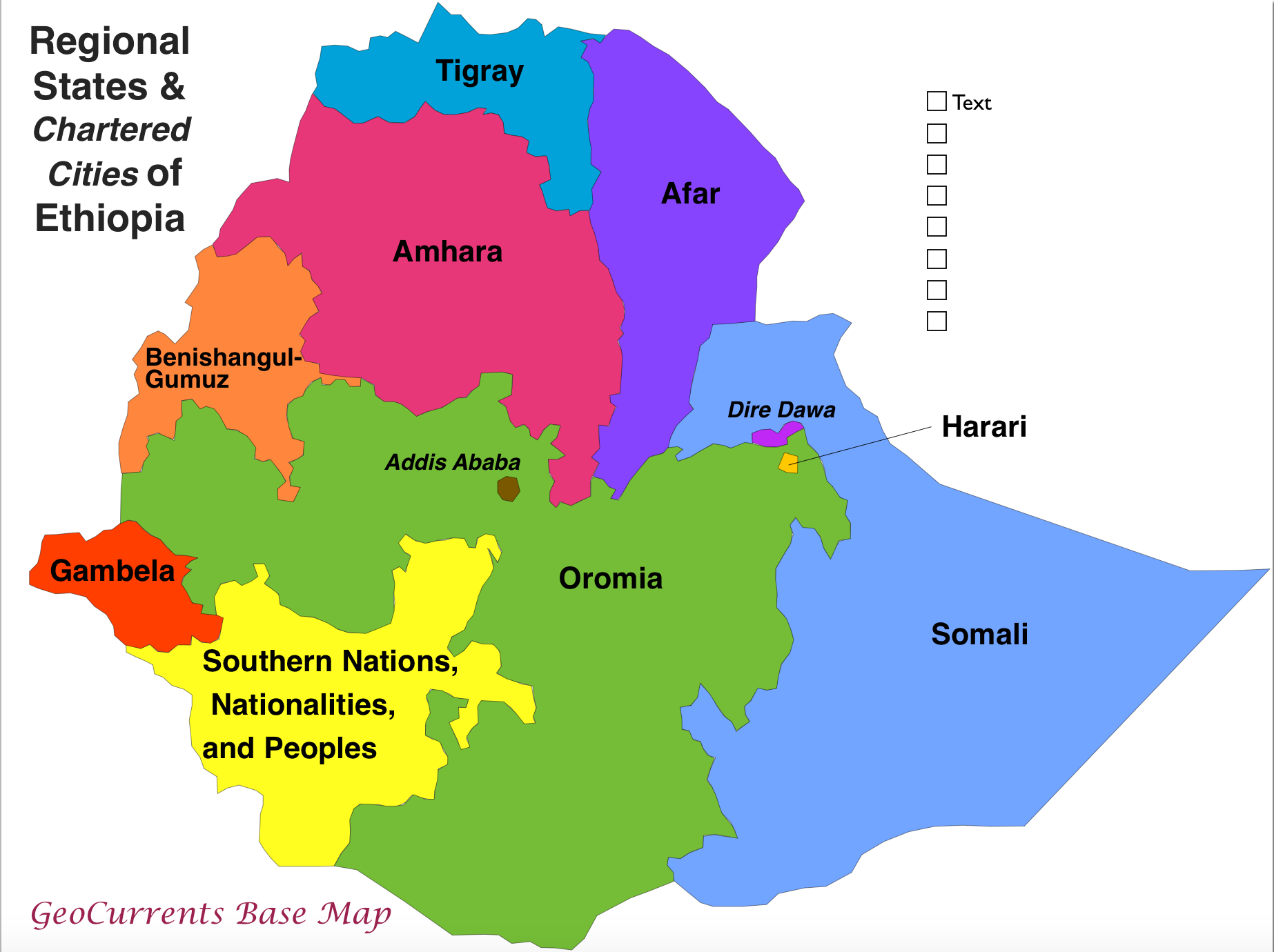 Customizable Maps of Kenya, Ghana, Ethiopia, Belgium, and ...