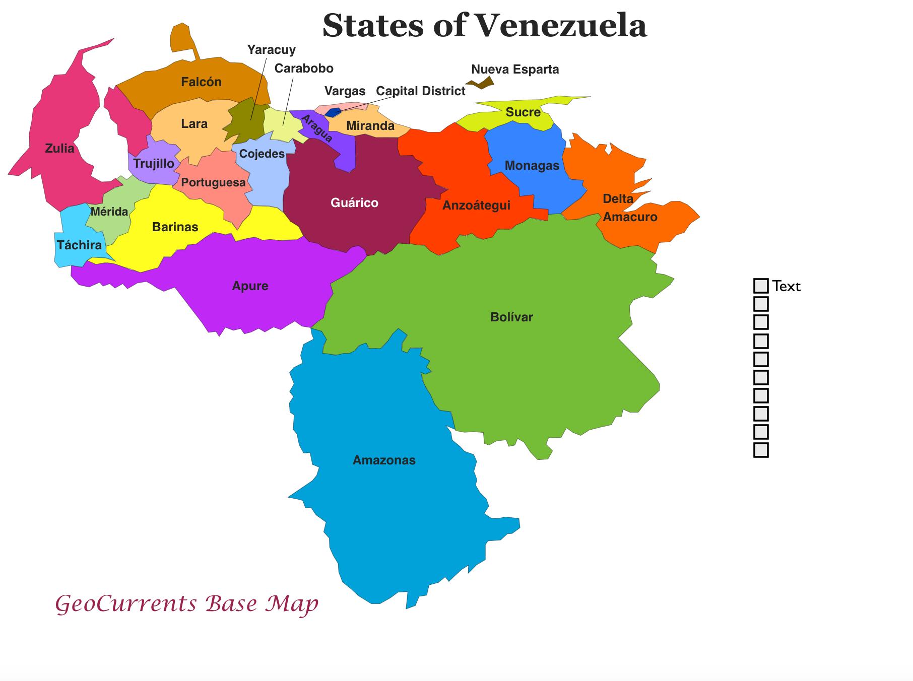 Geocurrents Maps Of Venezuela Geocurrents