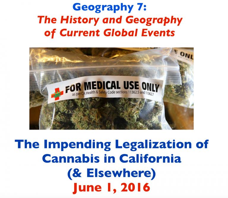 the crime of marijuana criminalization essay