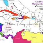 caribbean maritime disputes map