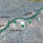 Tuli Block on Google Earth