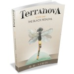 Terranova The Black Petaltail by Martin Lewis