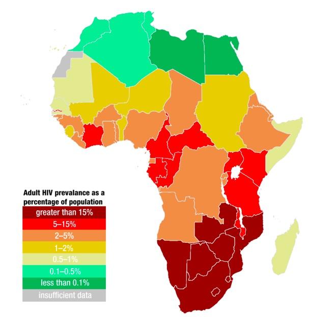 SubSaharan Africa 4 7 GeoCurrents