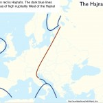 Wikipedia Map of the Hajnal Demographic Line
