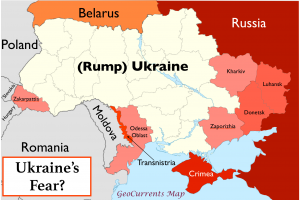 Ukarain's Fears map