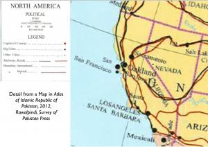 California Bad Map