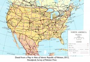 North America Bad Map