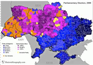 Ukraine2006ElectionMap