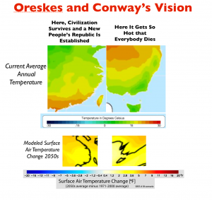 Oreskes and Conway's Vision Map