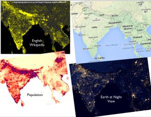 Wikipedia Map Southern Asia