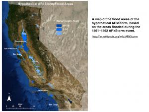 ARkStorm Flood Map