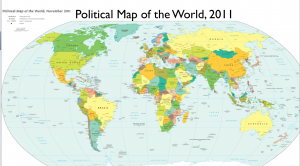 World Politcal Map
